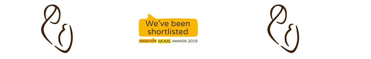 Shortlisted for Made for Mums Awards 2019